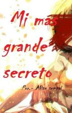 Mi mas grande secreto (sans x frisk) by Akisesempai245619
