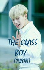 The glass Boy [2Won/HyungWonho] by Park_Dong_Ah