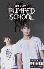 pumped school ♡ kooktae by milkstry