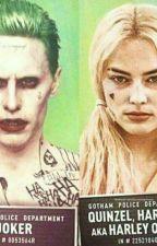 Gangsta                 (Harley+Joker) by JokeyValeskka