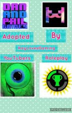 Adopted By YouTubers Roleplay! by KayLovesGaming