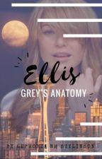 Ellis || Grey's anatomy by YouaremysmileLHZLN