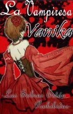 La Vampiresa Vanika by LukasMeyer1
