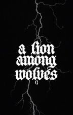 a lion among wolves, bucky barnes by ahsokatanos