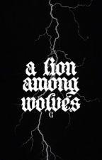 A LION AMONG WOLVES ⊳ BUCKY BARNES by ahsokatanos