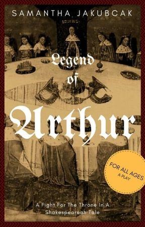 Legend of Arthur by 1jakubcaksam