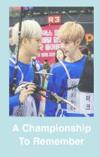 A Championship To Remember ➳ Markson by pasteltuan