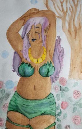 ~Seiko's Art Book~ by Her_Little_Batgirl