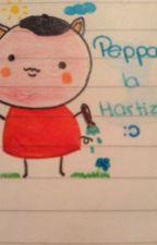 Poppa la Hartizta c^:  by AmarilloPato