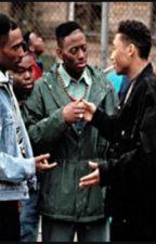 Tupac and Friends by rev6rsemiya