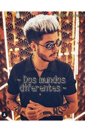 Dos mundos diferentes (Mario Bautista & thu )  by VanessaMayoral