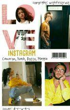 Instagram × Cameron Dallas & Nash Grier by pkjimochim