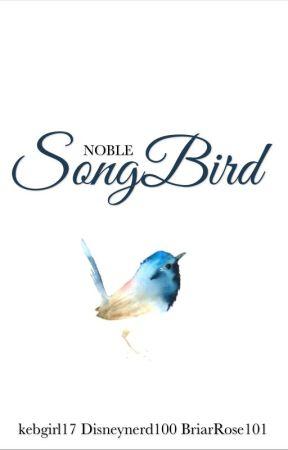 Noble Songbird by kebgirl17