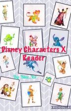 Disney Characters x Reader by Blue_Ice_