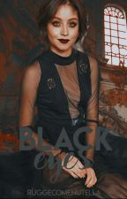 BLACK EYES 《Lutteo》 by RUGGECOMENUTELLA