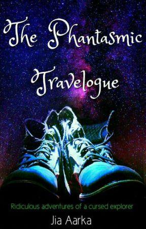 The Phantasmic Travelogue  by confabler