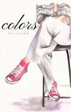 colors (☾) Larry Stylinson by -larrysad