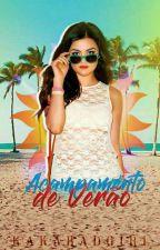 Acampamento De Verão by KakaBadGirl