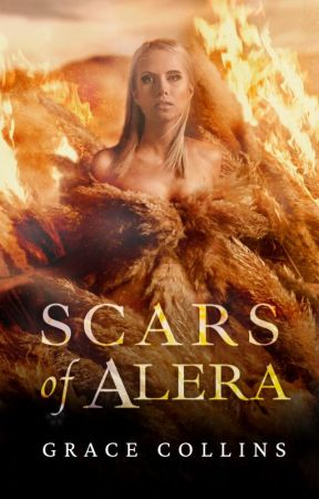 Scars of Alera by cloudedwithstories