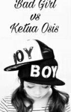 Bad Girl vs Ketos by Mavian_