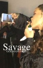 Savage [mature lesbihonest content] by godmania