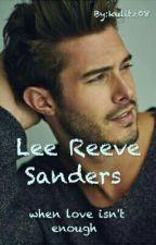 Reeve Sanders  by kulitz08
