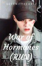 War of Hormones (RUN) [Min Yoongi AMBW] by Serenityheartz