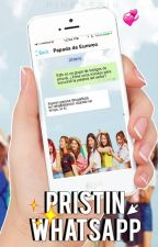 Pristin ↝ WhatsApp by pinkyebin