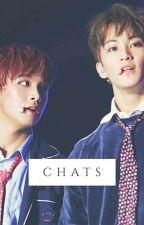 Chats ↪ Markhyuck / Markchan by Nxvxmbxr
