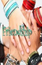 Friendship by haimrue