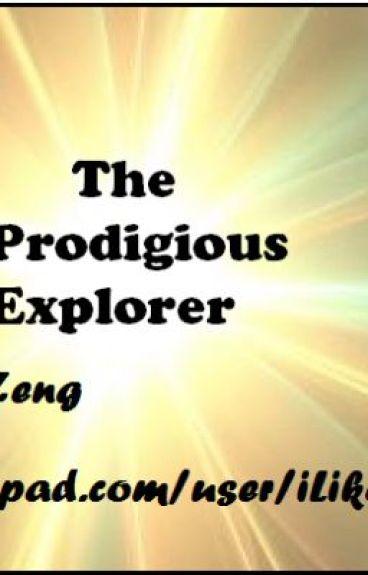 The Prodigious Explorer by iLikeMudkips