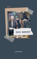 Trio Bangsat by _SecretPaper
