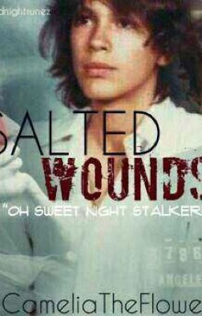 Salted Wounds by CameliaTheFlower