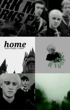 Home [Draco Malfoy x Reader] by violaeades