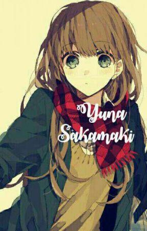 Yuna Sakamaki. by I_Am_A_Gay_Potato