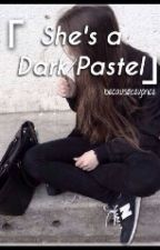 she's a dark pastel ; michael clifford au by becausebeyonce