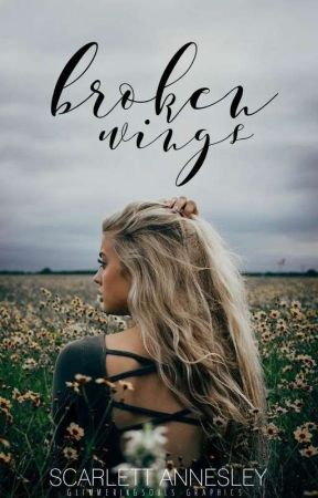 Broken Wings  by scarlettrays