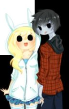 Fionna And Marshall Lee's School Life(Fiolee) by AquaStar2013