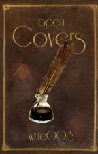 Book Covers (Open) by crazyauthor-