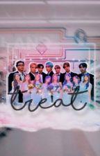 Treat || BTS•LOVELYZ by Luvstory1245