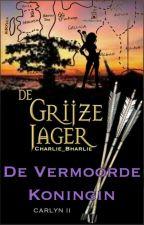 De Grijze Jager, De Vermoorde Koningin by Charlie_Bharlie