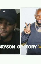 Bryson Or Tory by Ipupa__