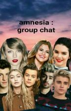 amnesia ¦ group chat by fadedfornehir