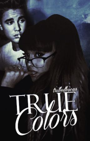 true colors - jb & ag 《completed》 by trilledbocas