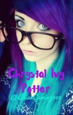 Chrystal ivy potter by LillianGaming909