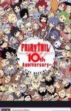Spoils et avis sur le manga Fairy Tail !  by Sam_summer