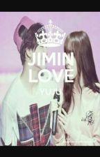 jimin  love yuju by larasrisky