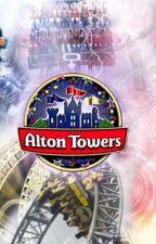 Secrets at Alton towers  by CharlotteSumnall