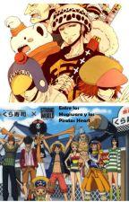 Entre los Mugiwara y los Piratas Heart by opfanclub