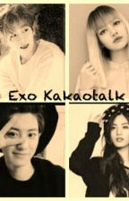 <EXO> Kakaotalk by CHANRA_CHANANA